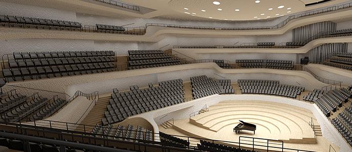 La relación entre música y arquitectura