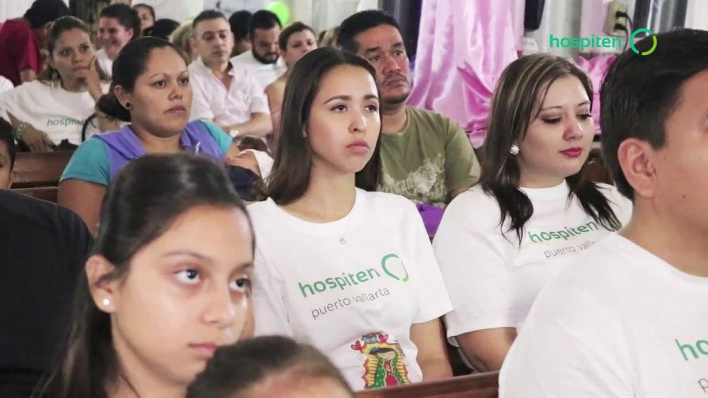 Jalisco recibió al grupo Hospiten para su tradicional peregrinación de Puerto Vallarta