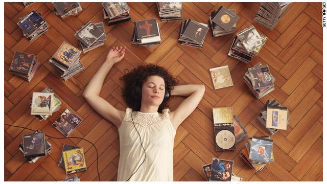El placer de escuchar música se encuentra en el cerebro